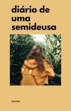 Diário de Uma Semideusa by itslivsm