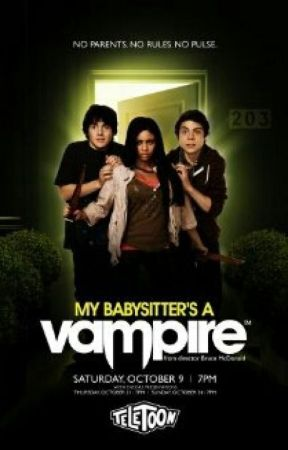 My Babysitters A Vampire 7 minutes in heaven by lilyride14