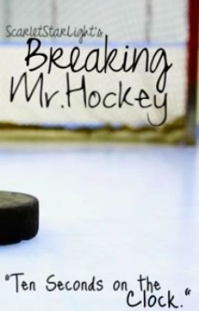 Breaking Mr. Hockey by ursa-maj0r