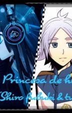 Mi Princesa De Hielo (Shiro Fubuki & Tu) by GwendolynEdelstein