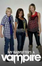 My Babysitters A Vampire Boyfriend Scenarios by lilyride14