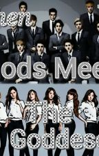 When 12 Gods meet the 9 Goddess (ExoShidae Fanfiction) by hyokai_kpop