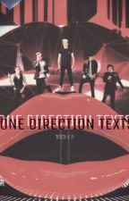 One Direction Texts by 1Dolls