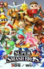 Super Smash Bros x Reader (DOES REQUESTS!) by Rockydoesstories