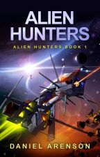 Alien Hunters by DArenson