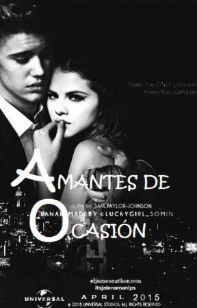 Amantes de Ocasión  (Adaptada - Jelena) by HitTheLights01
