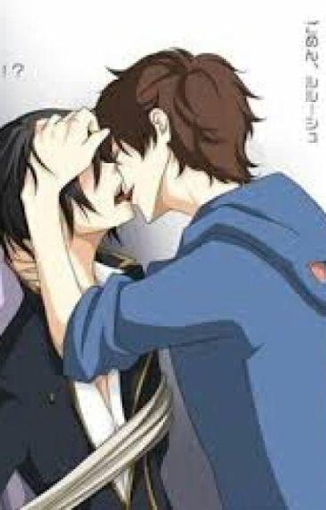 I didn't give you permission (boy x boy yaoi)
