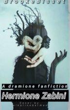 Hermione zabini / A dramione fanfiction by BrookeMunrox