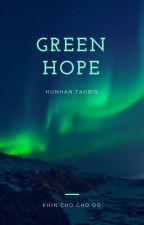 Green Hope by khinchochooo