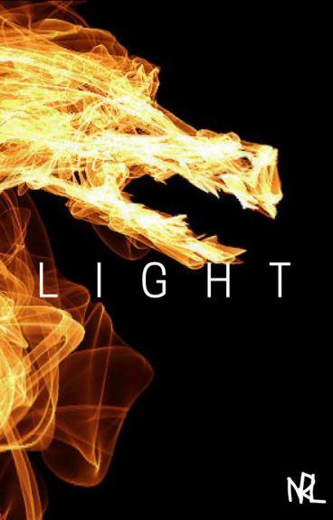 LIGHT (An Eragon Fanfiction) [EXTREME EDITING]