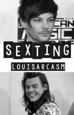 sexting // larry stylinson by louisarcasm