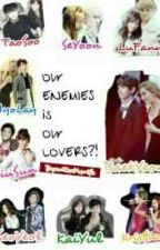 Our ENEMIES is Our LOVER?! [EXOSHIDAE FF] by PinkPanda_addict