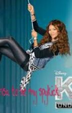 I want Marisa to be my spykick (A K.C. undercover fanfiction by novasfactory