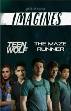 Imagines & OS - Teen Wolf.Le Labyrinthe by girls-dreams