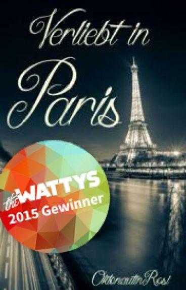 Verliebt in Paris (#Wattys2015)