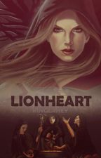 Lionheart by -tardis