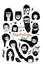 A Person as a Psychology Major by azureRaspberries
