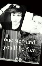One step and you'll be free! by komatxorik