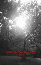 Tutor to the Boy Next Door by Emipop72