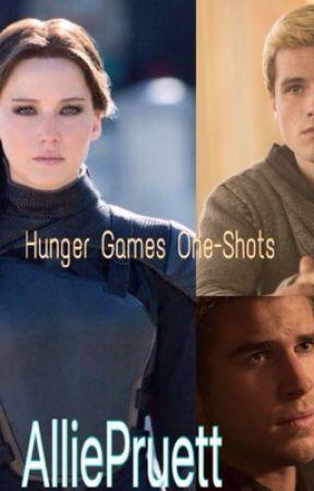 Hunger Games One Shots by AlliePruett