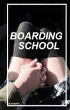 Boarding School - H. S /  Español. by LoreAg