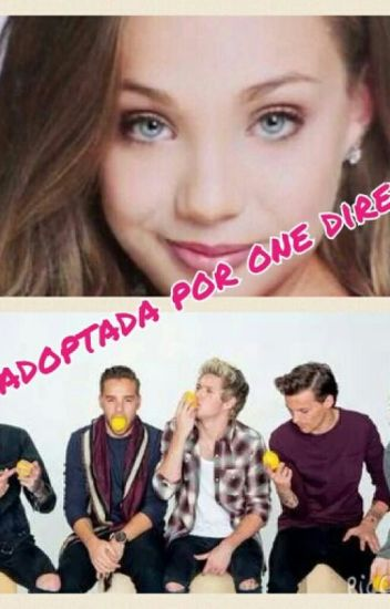 ser adoptada por one direction