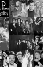 One Direction One Shots (BoyxBoy) by AnneHoranx3