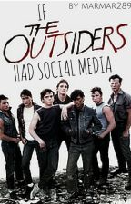 If The Outsiders Had Social Media by marmar289