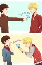 Merthur One-shot - Happy Birthday by CreamyXD