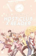 OHS Host Club X Reader by AsiyaHiya