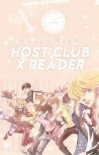 OHS Host Club X Reader by AsiyaHiya