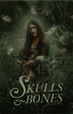Skulls and Bones ▸ Sam Uley by antebellums