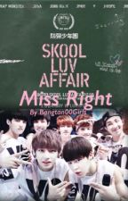 Miss Right {Discontinued} by Bangtan00Girls