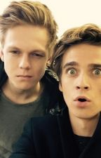 Caspar Lee's little sister(Joe Sugg fan fiction) by KatYammouni__