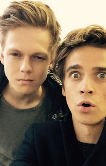 Caspar Lee's little sister(Joe Sugg fan fiction)