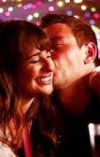 Stay. - A finchel story. by gleekys