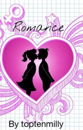 TOP TEN ROMANCE ON WATTPAD by toptenmilly