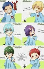 Daddy!KnB x Mommy!Reader {Throughout Your Life...} by RukaNanase