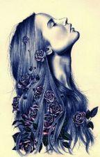 Fragile Black Rose by zippyyy_
