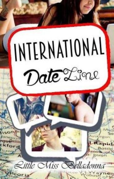 International Date Line #wattys2016
