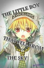 The little boy that fell from the sky by ChocoLily