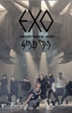 Exo Wolf by exo_41