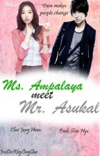Ms. AMPALAYA meet Mr. ASUKAL by ImDaRkyOngQue