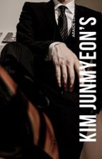kim junmyeon's || exo [✔️] by araide_luna