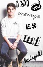 ¡Mi enemigo es mi huésped! © by stylesolution