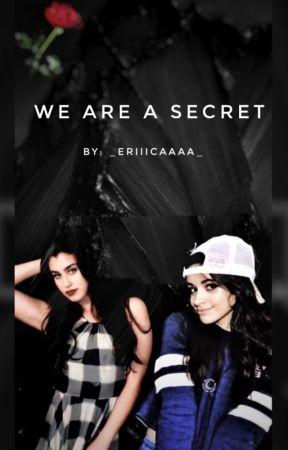 We Are A Secret (Camren) [Editing] by _eriiicaaaa_