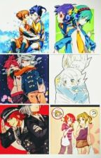 ♡~Serie de One-short Inazuma Eleven ~♡ by Fefi_Neko