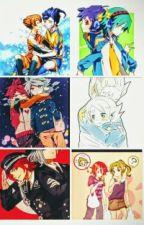 ♡~Serie de One-short Inazuma Eleven ~♡ by Fefi_Neko