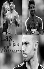 Las hijas de Mascherano- ( con Jonathan Calleri y Sergio Aguero) by josevento