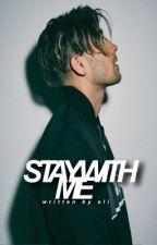stay with me ⇝ ziam mayne (mpreg) ✔️ by kinkyliam-